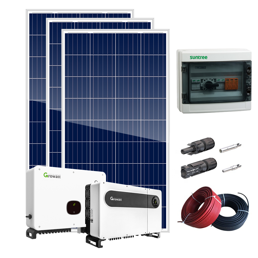 On-grid 5kw Solar System
