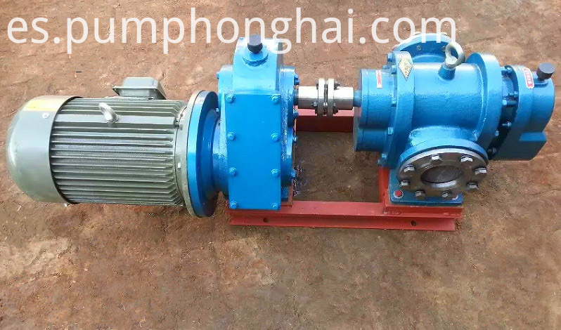 Lobe Oil Pumps
