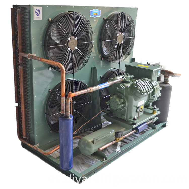 Semi Enclosed Air-cooled Unit