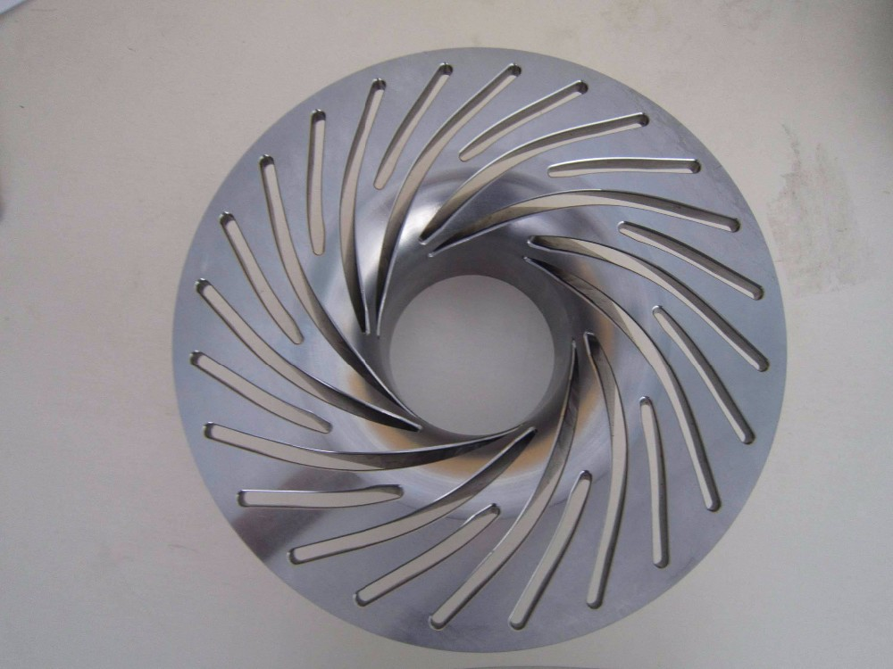 company profile investment casting foundry cnc machining pump impeller mold mould molds