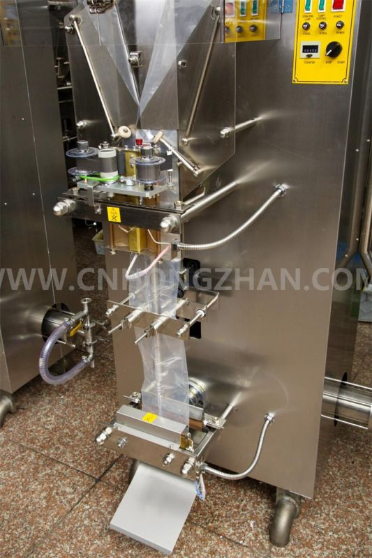 HP1000L-I Automatic Liquid Packing Machine for Water Pouch
