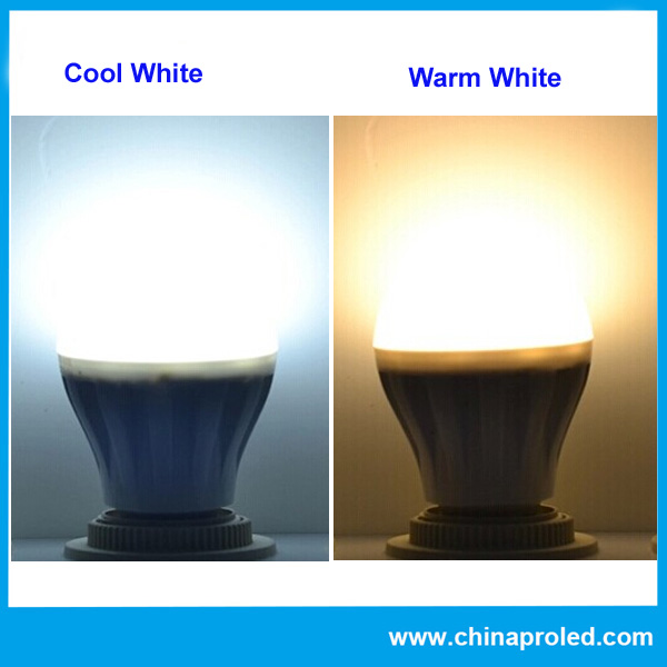 Free Sample Plastic LED Bulb Light with Cheap Price