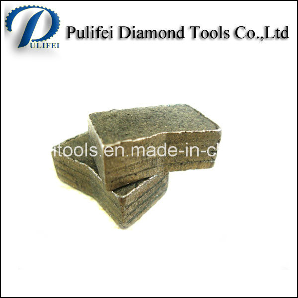 Block Cutting Segment Hard Rock Stone Tools Diamond Segment
