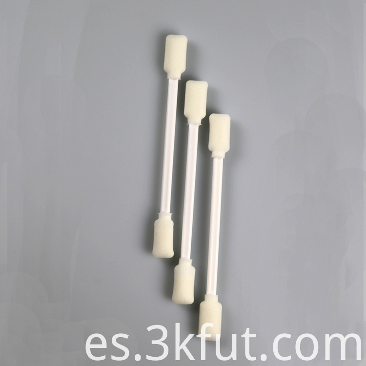 foam swabs dna