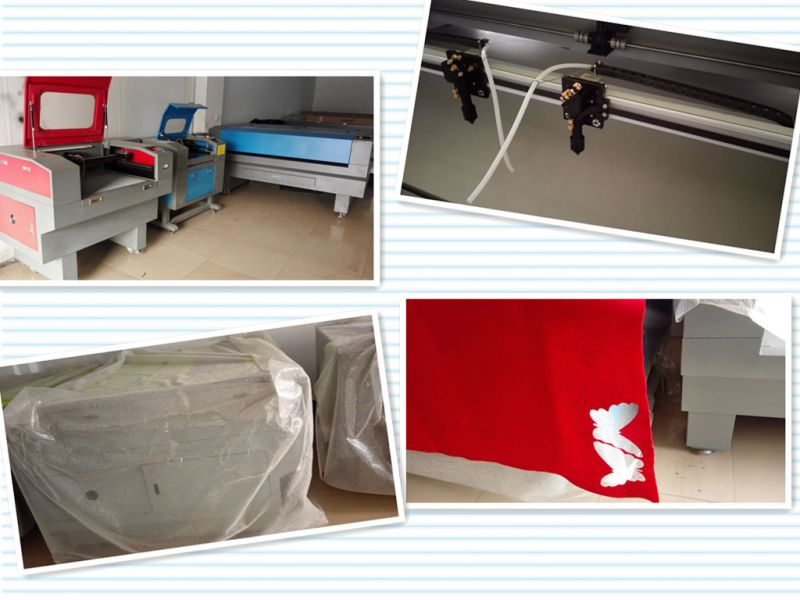 Cheap Price CNC Laser Cutting Machine for Garment