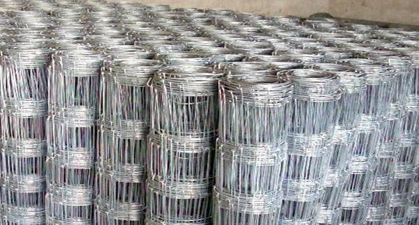 Stainless Steel/PVC Coated Fence/Cattle Fence Wire Mesh