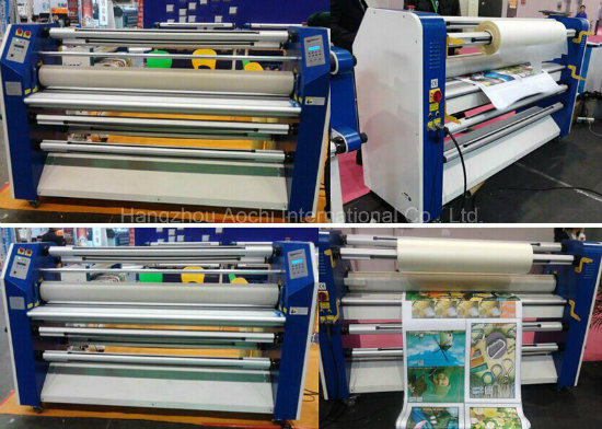 Wide Format Double Side Roll Laminator (1700FYS)