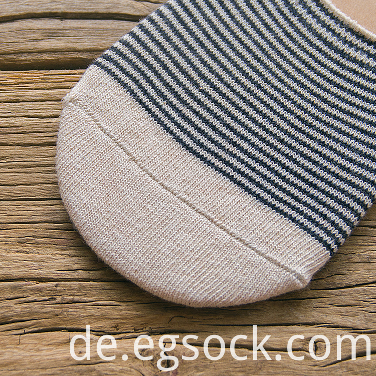 Low Cut Socks Men Silicone