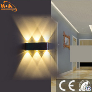 Photometric Beautiful Restaurant Without Glare Wall Lamp with RoHS