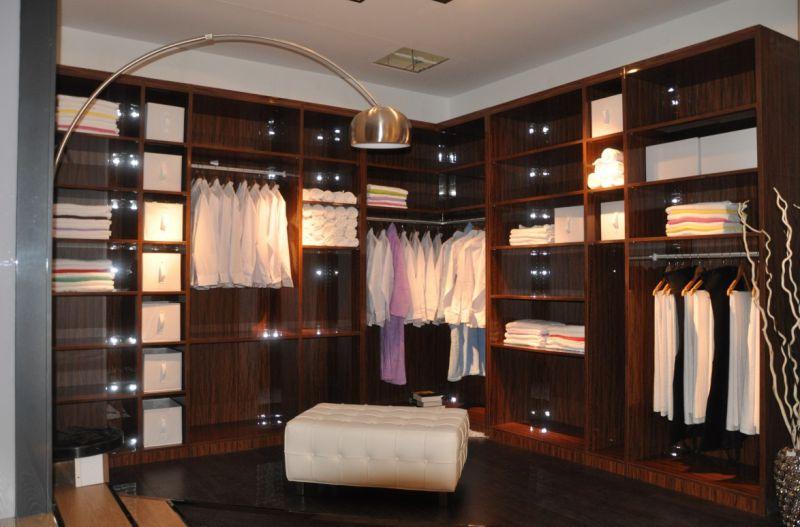 Modern Walk in Closet (customized)