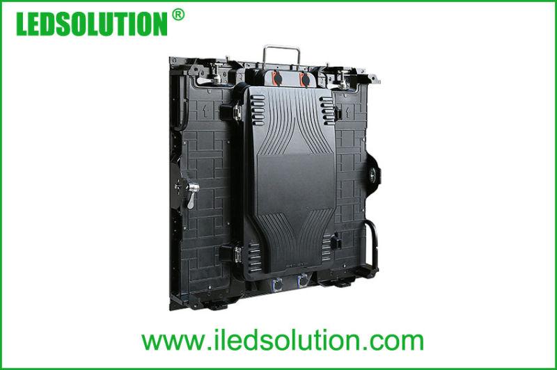 P6 Outdoor Lightweight Rental LED Screen