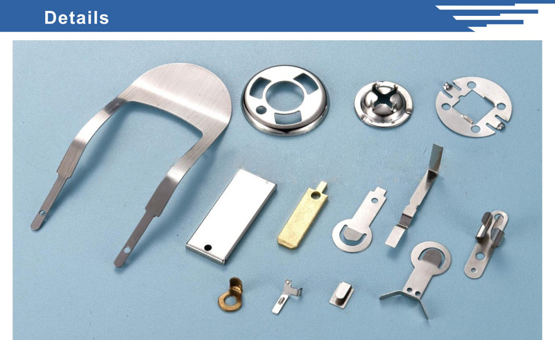 Metal Stamping Parts with Powder Coating