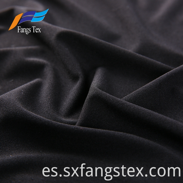 100% Polyester DTY Knitting Brushed Fleece Abaya Fabric