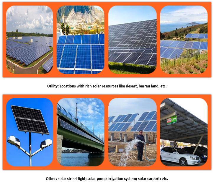 Solar Panel 340W Poly