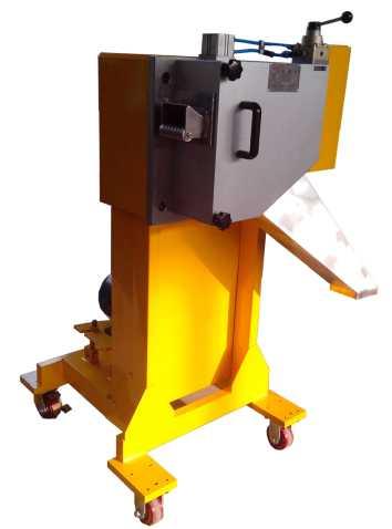 Cantilever Pelletizer Plastic Recycling Machine