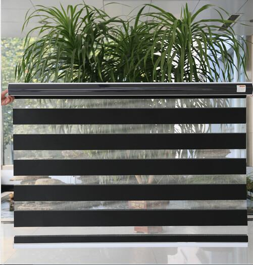 Curtain Times New Design Stripe Zebra Roller Shade