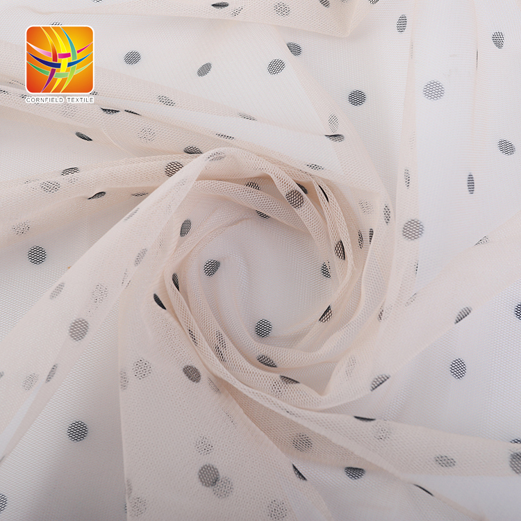 Wedding Tulle Mesh Fabric