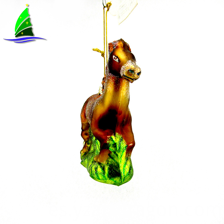 Horse Ornament For Outdoor