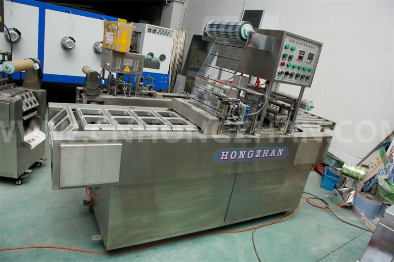 Hongzhan Bg32A Automatic Cup Filling and Sealing Machine