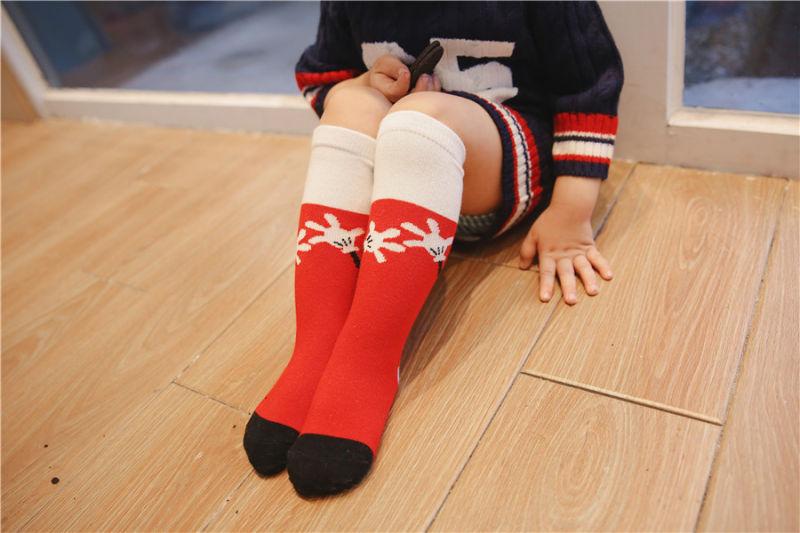 Lovely Cozy Ball Socks Kid Cotton Socks Fancy Ball Socks for Kid Chidren Winter Floor Cotton Socks