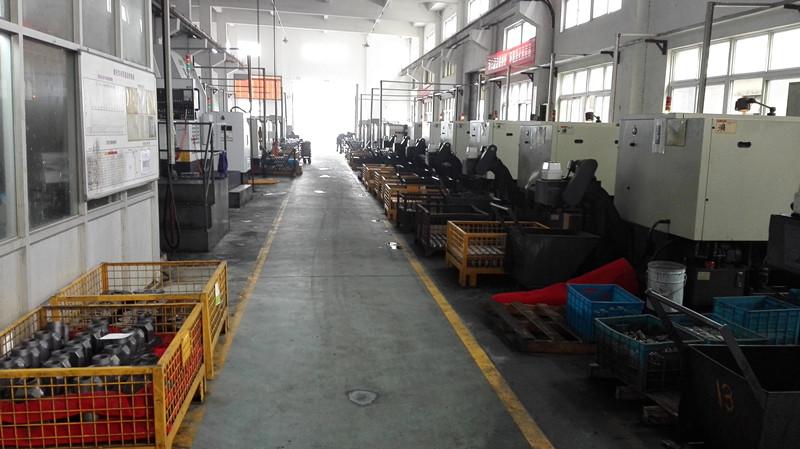 OEM Food Machinery for Blender Hook