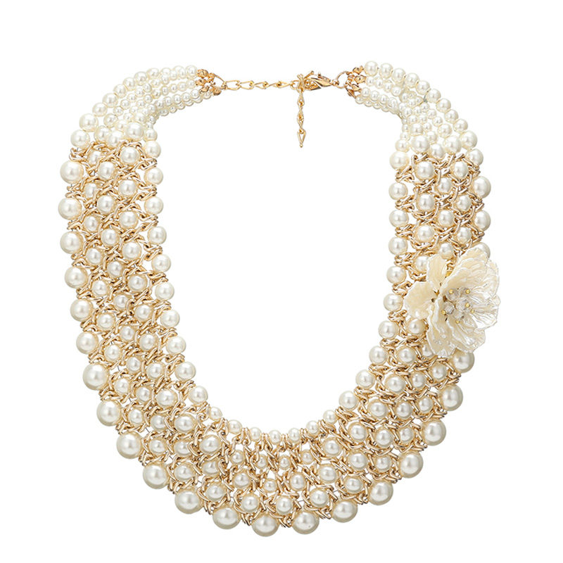 New Designed Fashion Freshwater Pearl Necklace