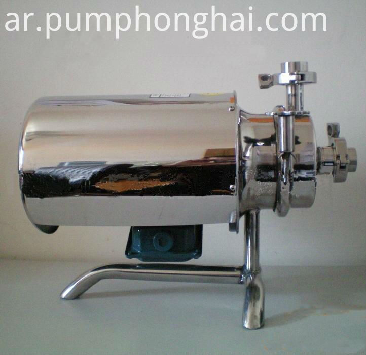 BAW stainless steel milk beer transfer centrifugal pumps