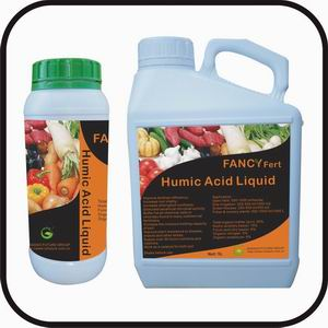 Liquid Humic Acid Organic Fertilizer-Fancyfert
