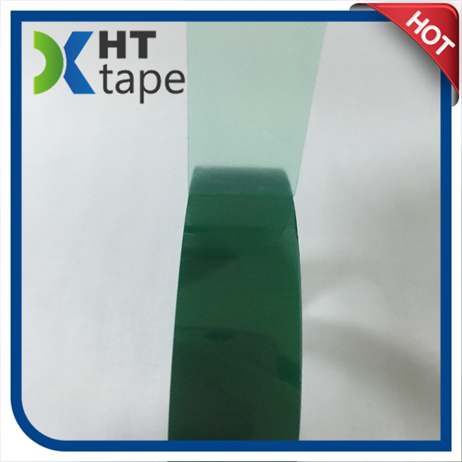 Green Color Polyester Tape