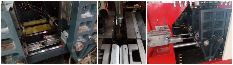 PE Plastic Processed and New Condition 1L PE Bottle Plastic Blow Moulding Machine