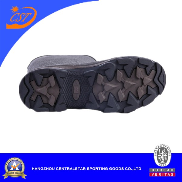 Rubber Outsole Men Rubber Boots for Hunting