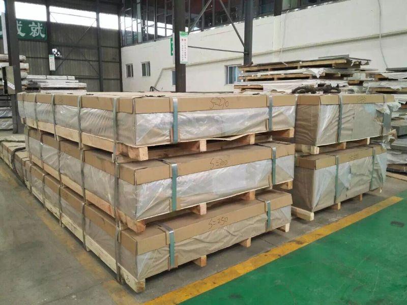 6082-T6 Aluminum Alloy Sheet