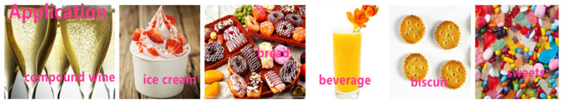 Food Sweetener Powder and Granular Aspartame with Best Price