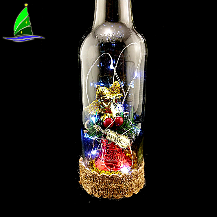 Cork LED Bottle String Lights