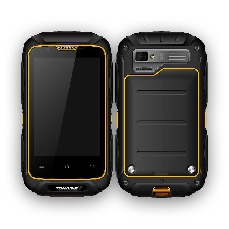 Android 4.4 Rugged Waterproof Phone Smartphone