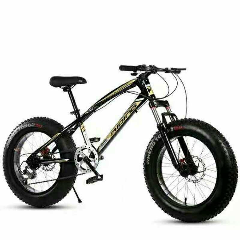 China High Quality Hotsale OEM Fat Tire Bike Fat Bike