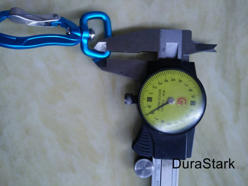 Dtype Aluminum Alloy Carabiner (DR-Z0269)