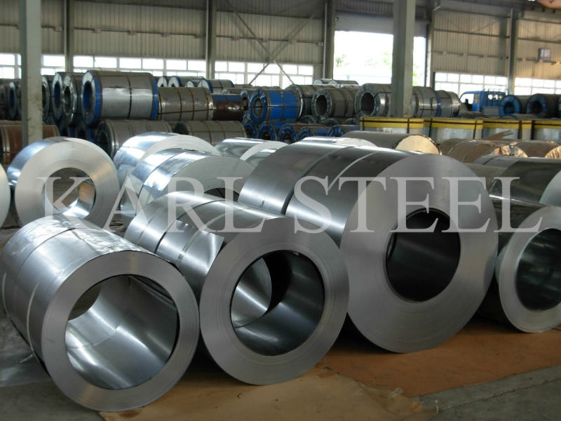 Ba One Side Cold Rolled Mill Edge 201 Stainless Steel Coil