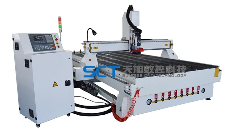 Sunrise CNC 1530 Vacuum Table Wood Woodworking CNC Router