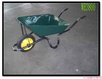 High Quality Steel Wheel Barrow for South Africa Market Wb3800