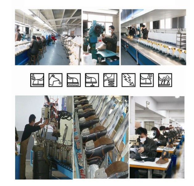 2015 Best Sales Industrial Safety Boot (SN5209)