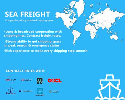 Ningbo Ocean Freight Service to Balboa