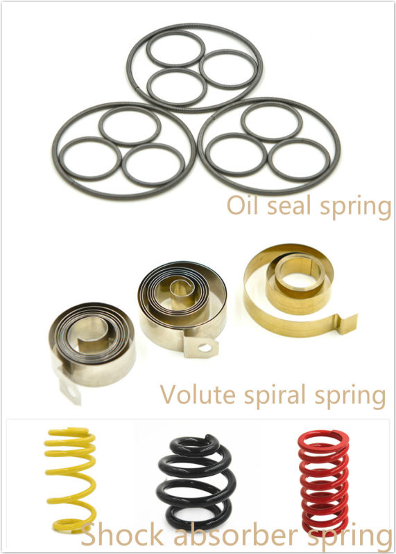 Stainless Steel Wildly Usage Tension Spring