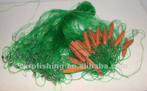 Completed Fishing Net
