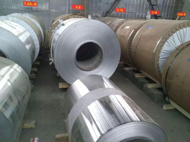 Aluminium Coil 1050 DC Cc H12 H14 H16 H18 H19