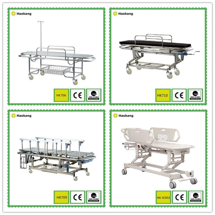 Hospital Furniture for Emergency Stretcher (HK709)