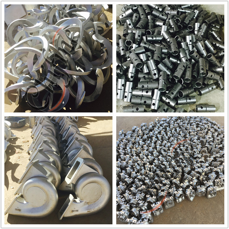 OEM Stainless Steel 316 Investment Casting Valve Body