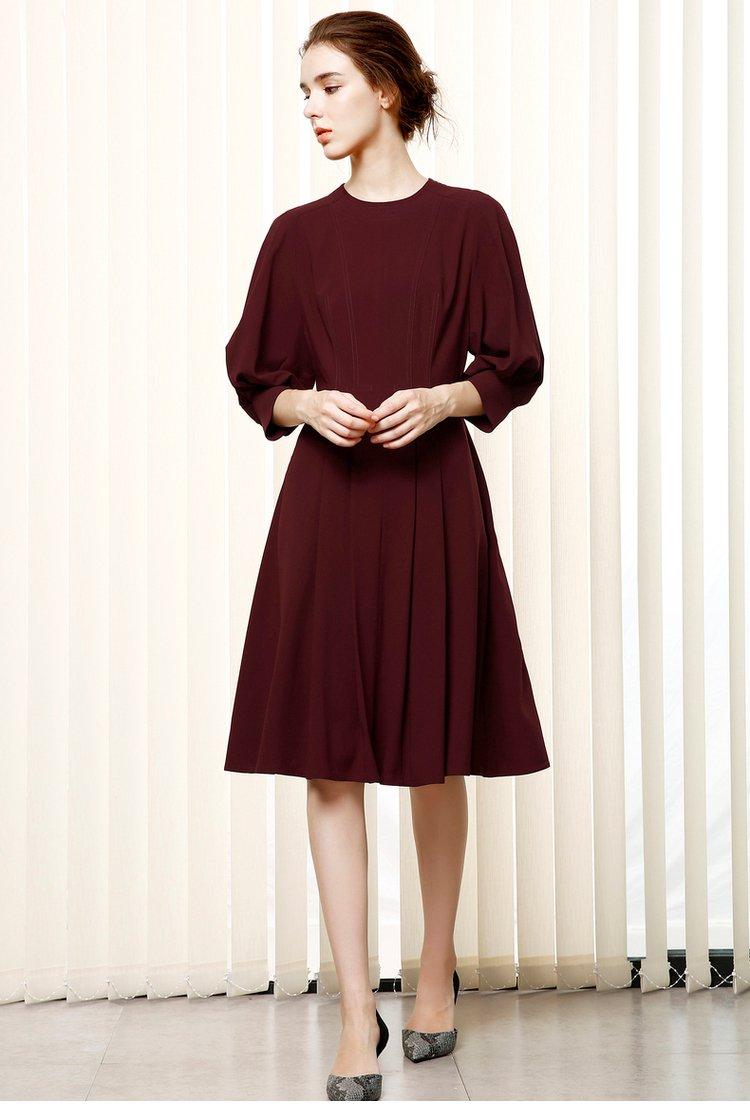 Women Spring Shirt Dresses Custom