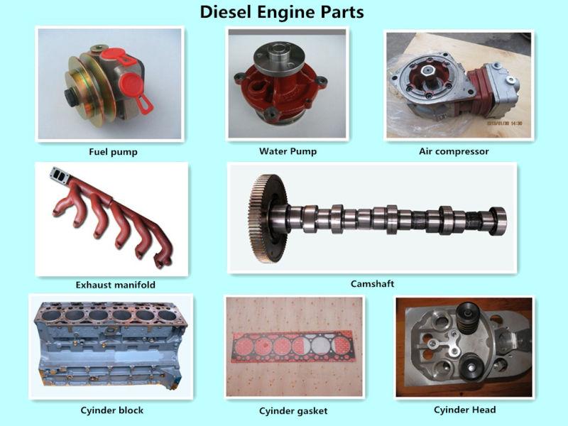 Cummins Diesel Engine Parts_Pistion Pin