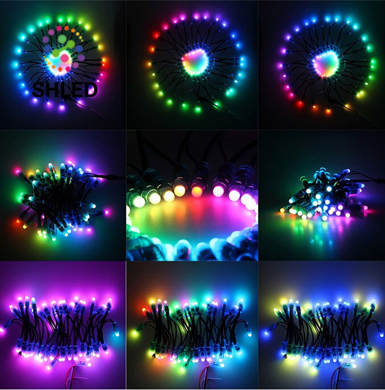 led pixel light